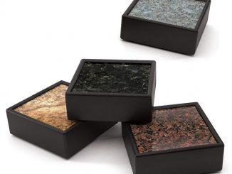 Granite Man Coasters