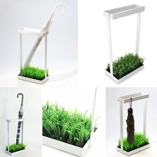 Grassy i-Umbrella Stand