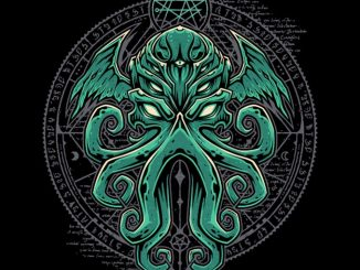 Great Cthulhu T-Shirt