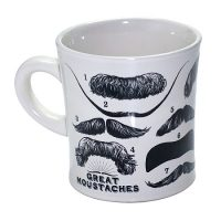 Great Mustaches Mug