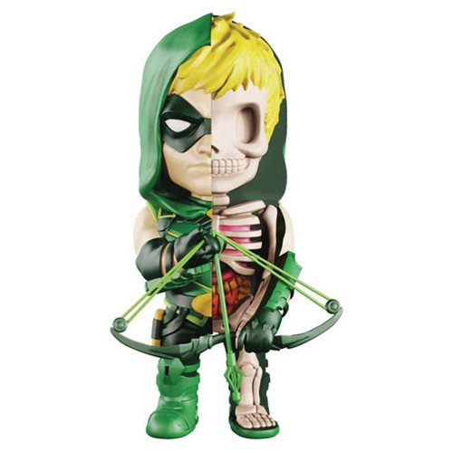 Green Arrow XXRAY 4-Inch Vinyl Figure