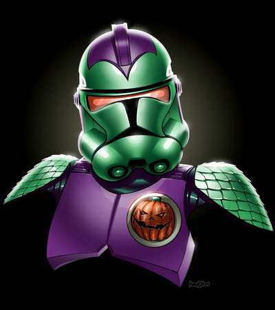 Green Goblin Trooper