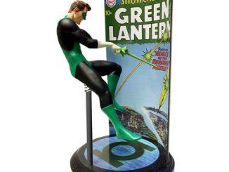 Green Lantern 22 Showcase Premium Motion Statue
