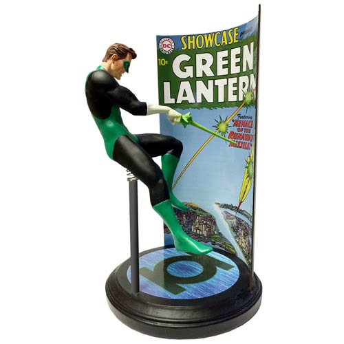 Green Lantern 22 Showcase Premium Motion Statue