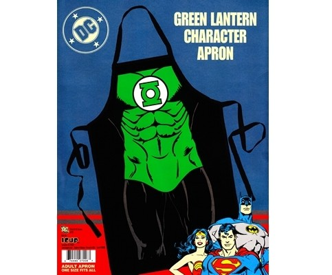 Green Lantern Be The Hero Apron
