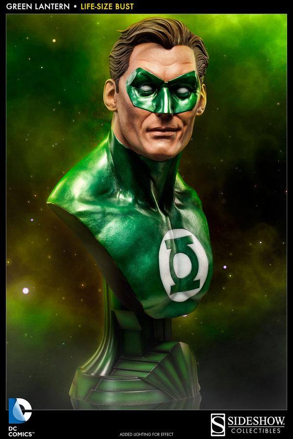 Green Lantern Life Size Bust