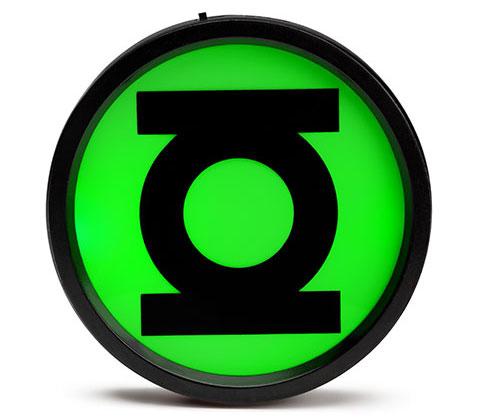 Green Lantern Light Up Buckle