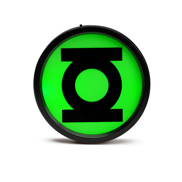 Green Lantern Light Up Buckle