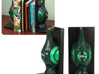Green Lantern Movie Lantern Bookends