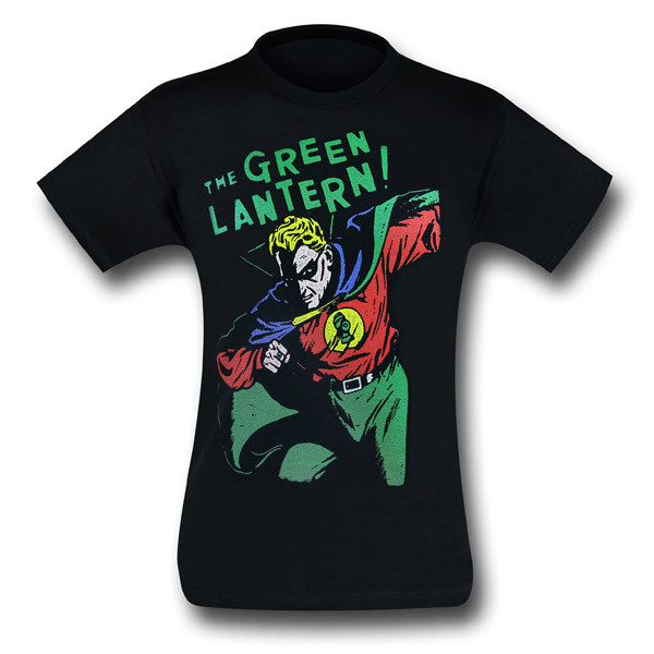 Green Lantern Original Lantern T-Shirt