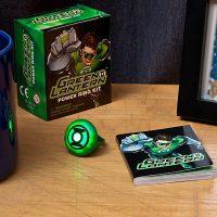 Green Lantern Power Ring & Book