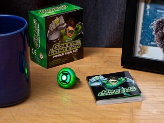 Green Lantern Power Ring & Book