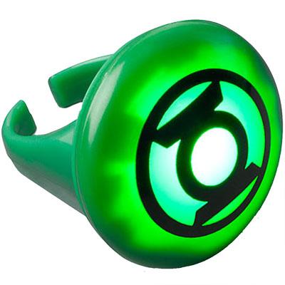 Green Lantern Power Ring Set