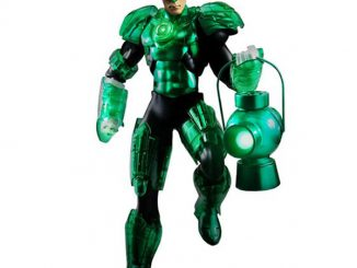 Green Lantern The New 52 Super Alloy 1-6 Scale Die-Cast Metal Light-Up Collectible Action Figure
