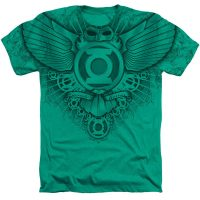 Green Lantern Winged Logo T-Shirt