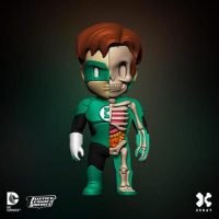 Green Lantern XXRAY 4-Inch Vinyl Figure 1