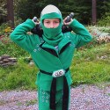 Green Ninjago Costume