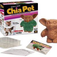Gremlins Gizmo Chia Pet Set