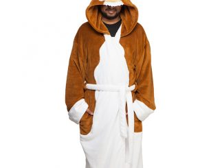 Gremlins Gizmo Hooded Robe