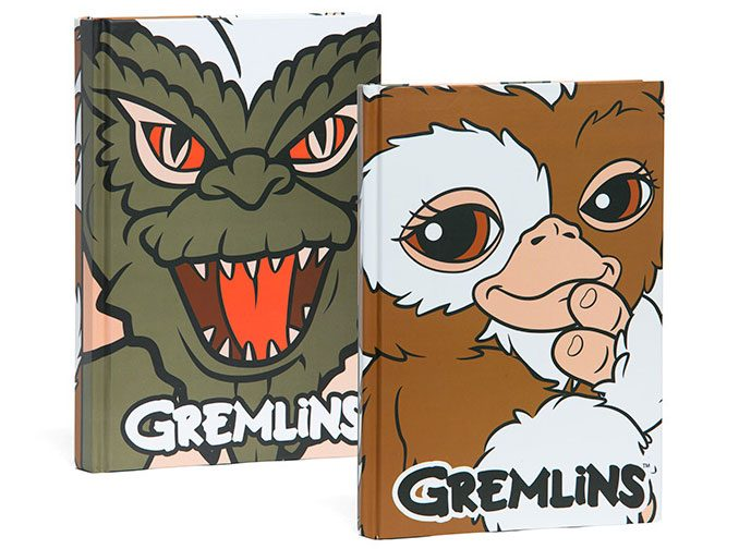 Gremlins Good and Evil Journal