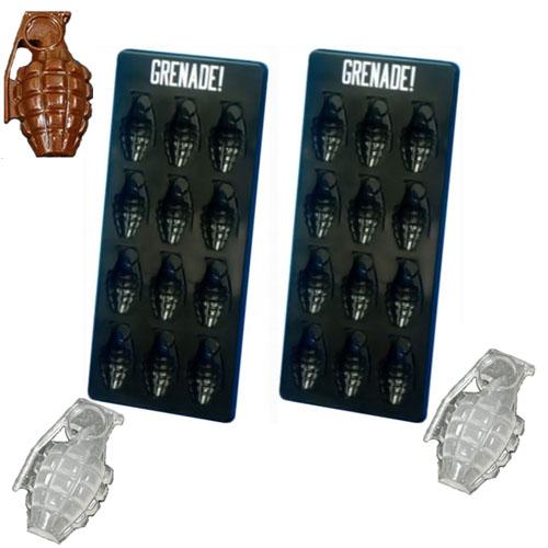 Grenade Ice Cube Tray