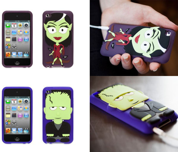 Griffin Halloween iPod Cases