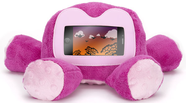 Griffin Woogie 2 Plush iPhone iPod Touch Case