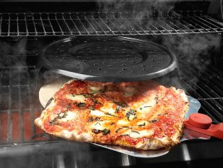 Grill Top Pizza Oven