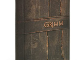 Grimm Book Journal