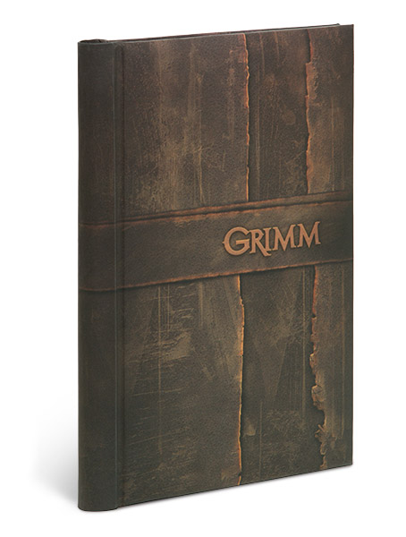 Grimm Book Journal