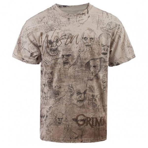 Grimm Wesen T-Shirt