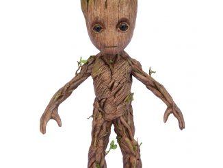Groot Puppet Marvel Masterworks Film Prop Duplicate
