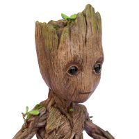 Groot Puppet Marvel Masterworks Film Prop Duplicate Close Up