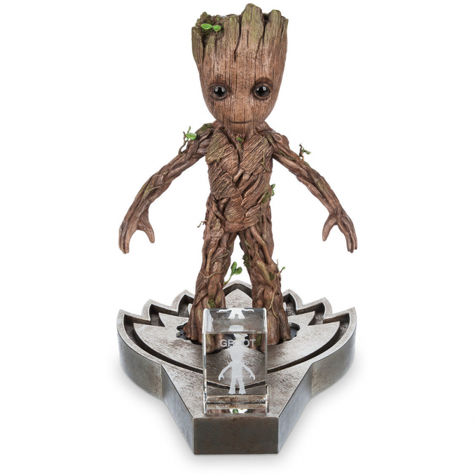 Marvel Masterworks Collection Groot Puppet