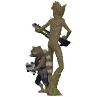Groot and Rocket Hallmark Keepsake Ornament Back