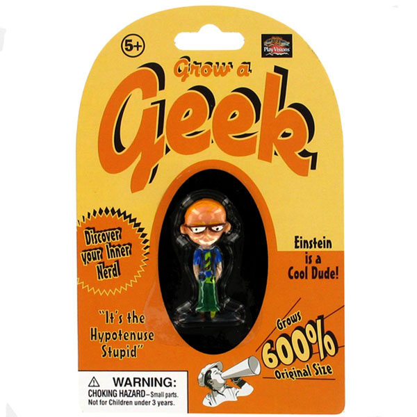 Grow A Geek