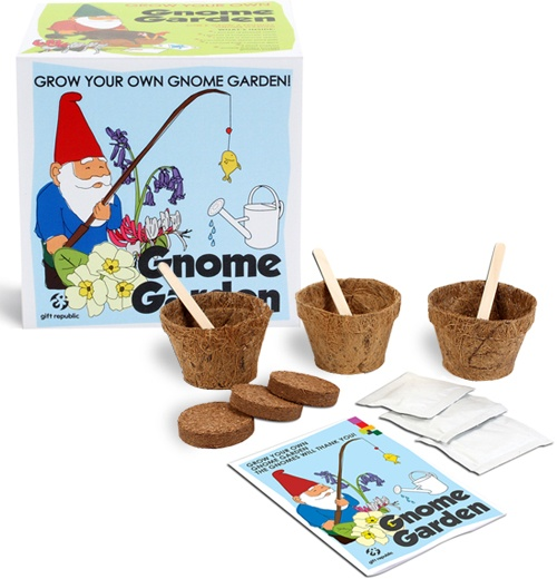 Your Own Gnome Garden Kit
