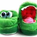 Growlin' Dragon Stompeez Slippers