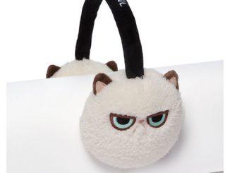Grumpy Cat Earmuffs