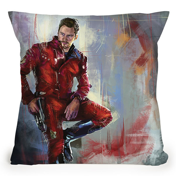 Guardian Star-Lord Pillow