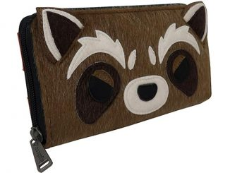 Loungefly Guardians Of The Galaxy Rocket Raccoon Wallet