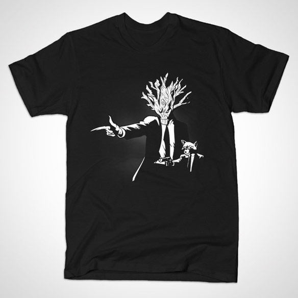 Guardians of Fiction Shirt