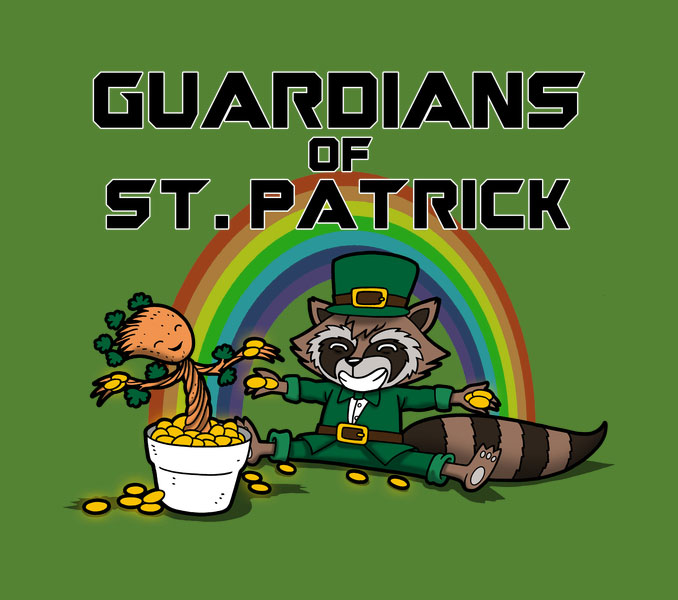 Guardians of St. Patrick T-Shirt