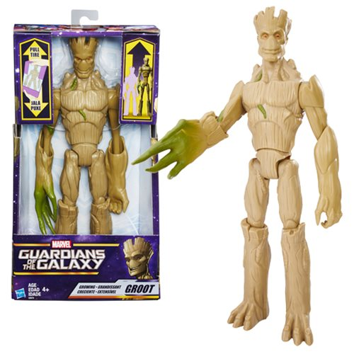 Guardians of the Galaxy 2 Growing Groot 12-Inch Action Figure