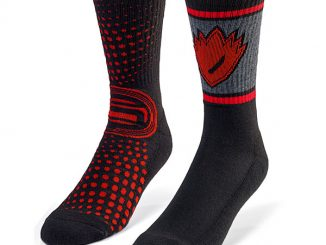 Guardians of the Galaxy 2-Pack Crew Socks