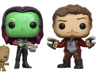 Guardians of the Galaxy 2 Vinyl Figures
