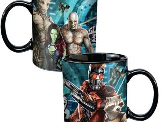 Guardians of the Galaxy 20 oz. Ceramic Mug