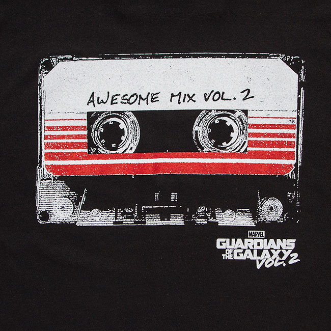Guardians of the Galaxy Awesome Mix Vintage T-Shirt