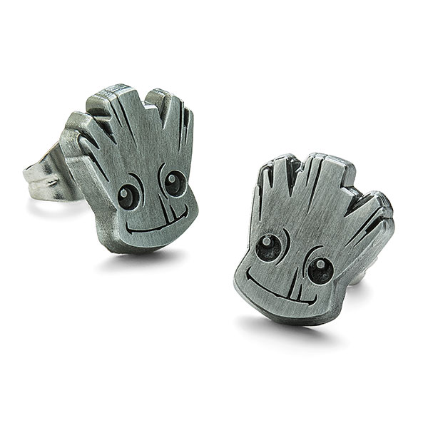 Guardians of the Galaxy Baby Groot Stud Earrings