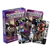 Guardians of the Galaxy Comics Playing Cards